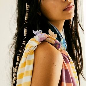 Free People mini butterfly hair clip